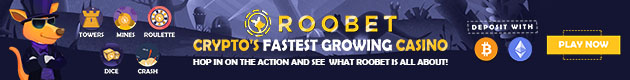 Code bonus Roobet